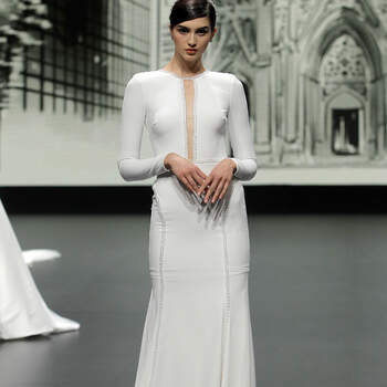 Credits: Barcelona Bridal Fashion Week
