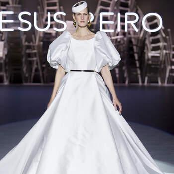 Jesus Peiro. Credits: Barcelona Bridal Fashion Week