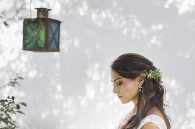 5 momentos en los que te sentirás la mujer más hermosa el día de tu boda
