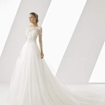 Robe de mariée Rosa Clara - Modèle Domeka