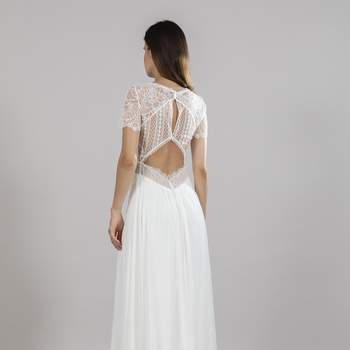 Photo : Printemps Mariage - Rembo Styling, robe Lila Grace 1.610€