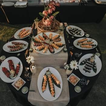 ¿Buscas para tu boda cocina mediterránea? Salduna Catering combina el servicio más premium y la coctelería de autor más sofisticada de la con una presentación realmente espectacular.