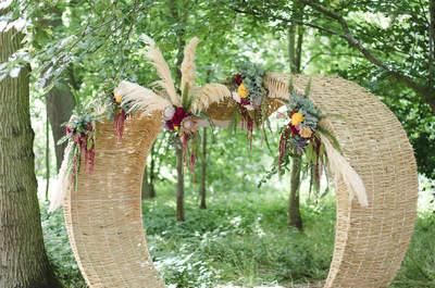 Top ideeën voor de decoratie voor de ceremonie!