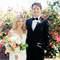 Son muchos los novios que eligen la pajarita para llevar en su boda.