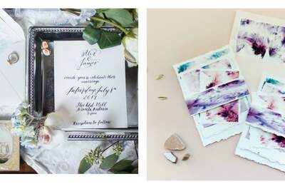 Canada's Best Wedding Stationery Suppliers: the Easy Way to Impress your Guests