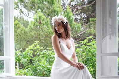 Marie Laporte 2016 : des robes de mariée bohèmes et poétiques