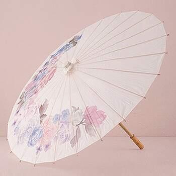 Parasol Vintage Fleurs -  The Wedding Shop !
