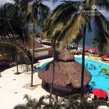 """<a href=""""https://www.zankyou.com.mx/f/plaza-pelicanos-grand-beach-resort-44522""""> Foto: Plaza Pelícanos Beach Resort </a>"""