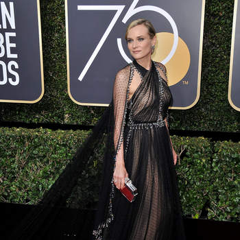 Diane Kruger. Credits: Cordon Press