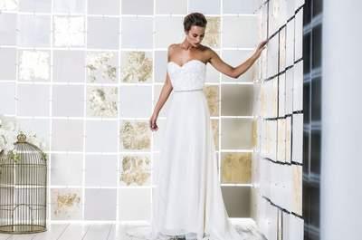 Vestidos de noiva para mulheres altas a não perder. Inspire-se!