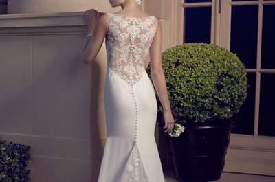 Los mejores vestidos de novia para matrimonio civil 2016