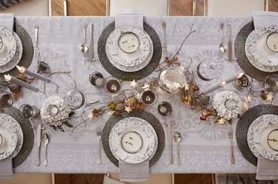 Las 38 razones por las que celebrar tu boda en Navidad ¡es la mejor idea!