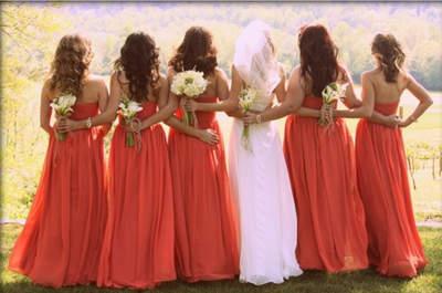 Matrimonio con dettagli arancioni: dalla notte più terrificante tante idee per il tuo sogno d'amore!