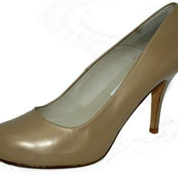 Chaussures Mademoiselle Rose - modèle Haussmann