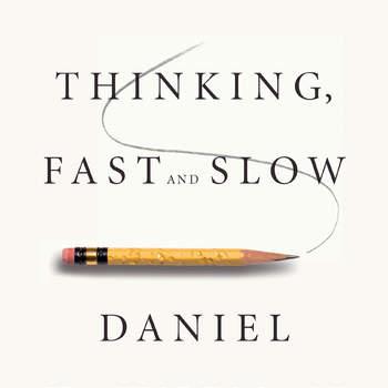 Thinking Fast and Slow - Daniel Kahneman Foto: Amazon Precio: $187.90
