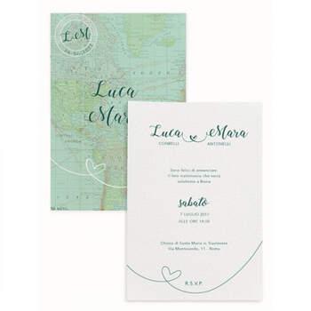 Invitaciones Viaje- Compra en The Wedding Shop