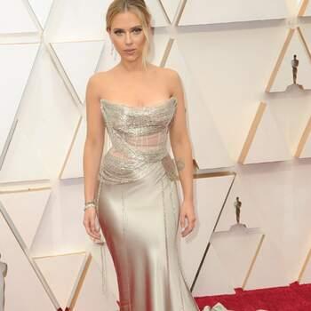 Scarlett T Johansson | Oscar De La Renta | Crédits: Cordon Press
