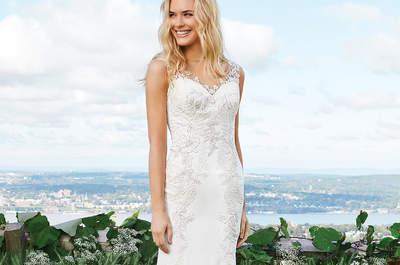 Vestidos de novia Lillian West otoño-invierno 2016-2017: variedad de estilos para novias únicas