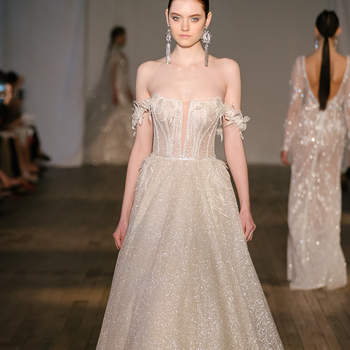 Créditos: Berta Bridal, New York Bridal Week