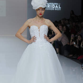 Cymbeline 2019. Credits: Barcelona Bridal Fashion Week
