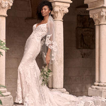 Photo : Maggie Sottero - Tuscany Royale
