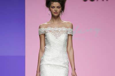 Miquel Suay 2016: vestidos de noiva femininos e sofisticados