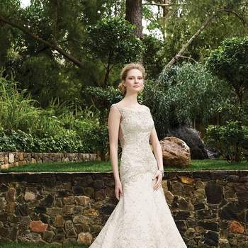 Casablanca Bridal Collection; Fall 2016: Jasmine 2263