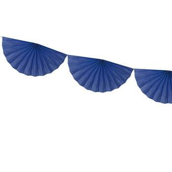 Lunas Decorativas De Papel Azul- Compra en The Wedding Shop