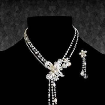 Collar de estilo vintage. Foto: Access Story. Boutique du soleil.