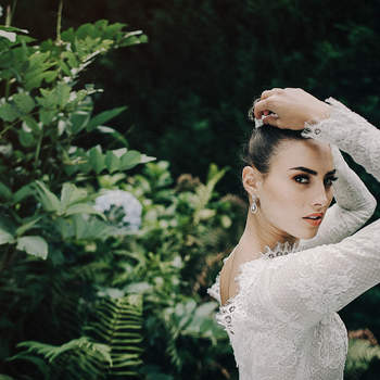 Foto: Gina Blanco Atelier de Novias