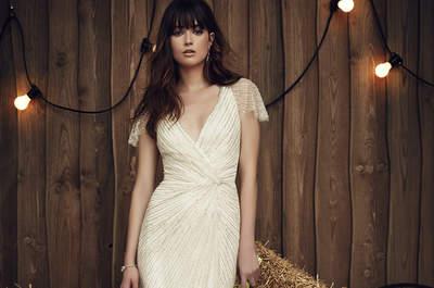 35 abiti da sposa taglio sirena 2017: sensuale ed elegante nel tuo grande giorno