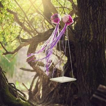 Foto: Wedding Swing On Sunset via Shutterstock