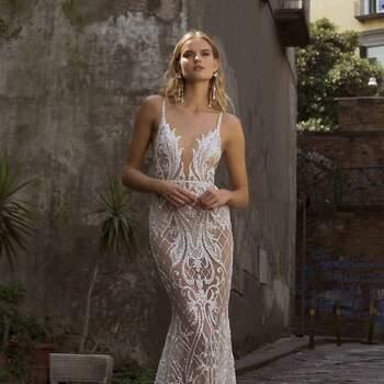Berta Bridal - Vestido Princesa 2021