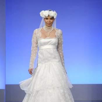 Robe de mariée modèle Goya
