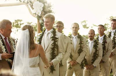 Casamento na praia: Como escolher a roupa do  noivo!