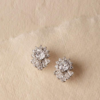 Lexie Post Earrings. Credits_ Bhldn