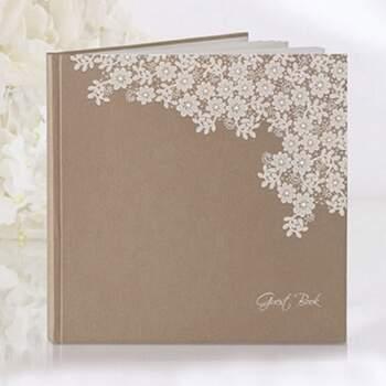 Livre D'or Marguerites De Pays - The Wedding Shop !