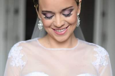 ¿Cómo conseguir un look de novia muy natural? ¡Cinco tips que te ayudarán a conseguirlo!