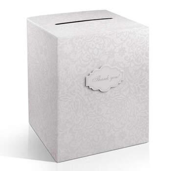 Caja Elegante Sobres y Mensajes- Compra en The Wedding Shop