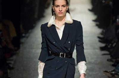 Paris Fashion Week: découvrez les premiers défilés et inspirez vous en pour votre robe d'invitée.