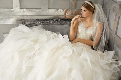 ¿Cómo saber que llegaste a un atelier de novias profesional? ¡Tu vestido está en esta tienda!