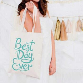 Bolso 'Best Day Ever'- Compra en The Wedding Shop