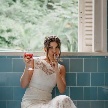 Vestido: Carol Nasser Atelier - Foto: Ana Telma Fotografia
