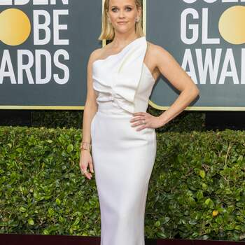 Reese Witherspoon in Roland Mouret   Credits: Cordon Press
