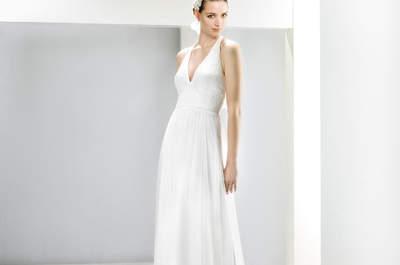 Tipos de escotes para tu vestido de novia, ¿cómo elegir el adecuado?