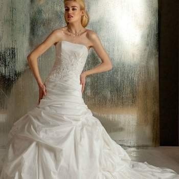 Robe de mariée Christine Couture 2013 - modèle Elfi