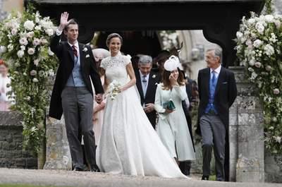 Casamento de Pippa Middleton e James Matthews: todos os detalhes!