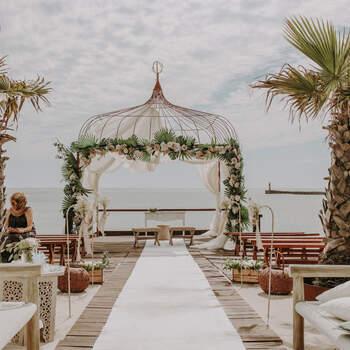 Local: Set Lounge Beach Weddings   Foto:  Bruno Garcez