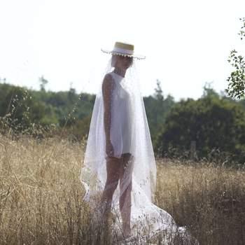 Etienne Jeanson - Photo : Camélia Menard - Modèle Orane Ragot