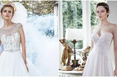 Maggie Sottero Fall 2015: European Elegance